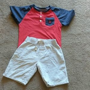 US Polo matching set